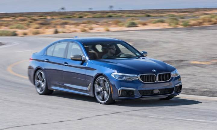 2022 BMW 5 Series: New Update BMW 5 Series Specs, Price ...